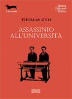 ASSASSINIO ALL'UNIVERSITÀ